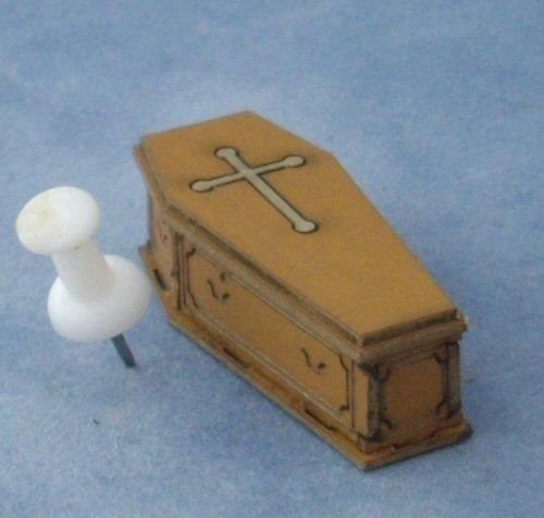 1/48th scale Coffin Kit