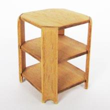 1/24th scale kit for small octagonal side table