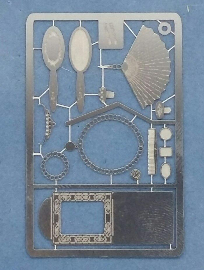 1/24th Scale Ladies Accessories Kit