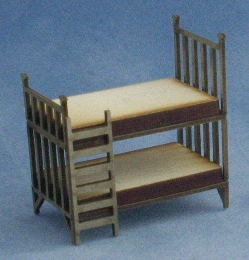 1/48th scale Bunk Bed Kit