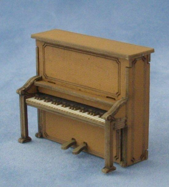 Quarter scale Upright Piano Kit