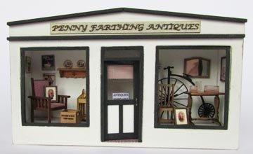 1/48th scale Pocket Antique Shop Kit