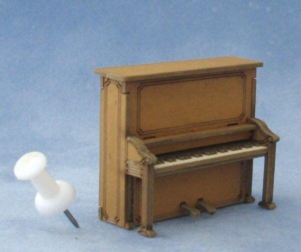 1/48th scale Upright Piano Kit