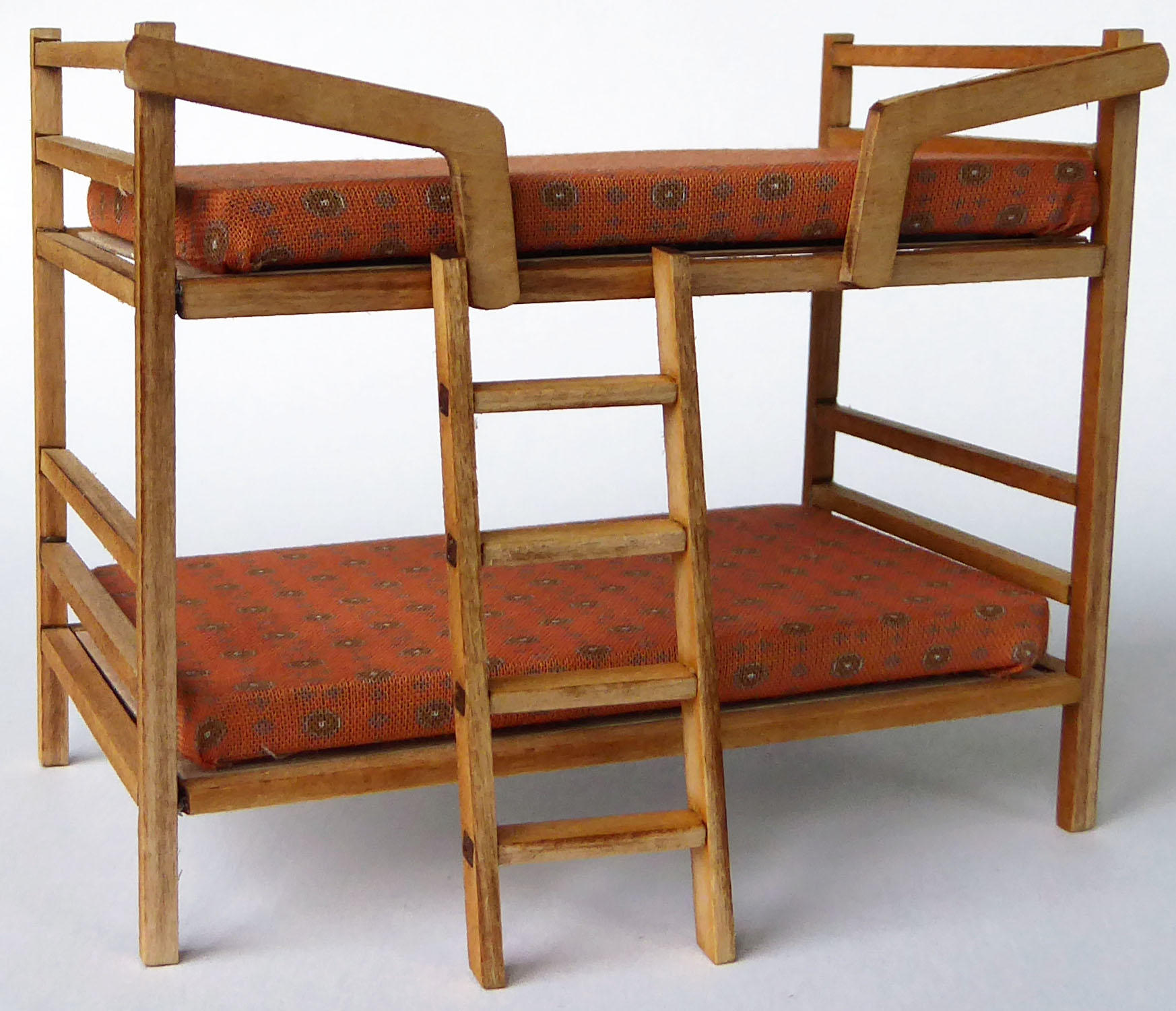 1/24th scale 70s Retro Bunk Beds Kit