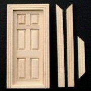 1/24th scale Doors and Door furniture