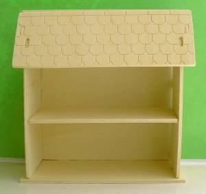 Woodcraft 1/48th scale veranda house kit