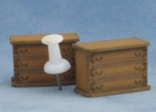 1/48th scale Two Chest of Drawers Kit