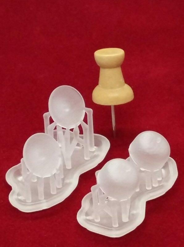 1/48th scale Cake Display Stand and Cover Kits