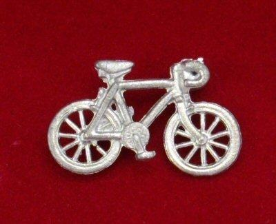 1/48th scale Miniature Metal Childs Bicycle