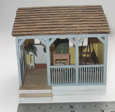 Quarter scale Front Porch Kit