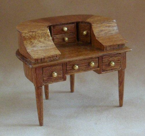1/24th scale Handmade Dolls House Carlton Desk