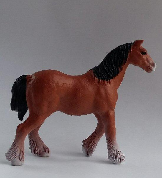 Half scale Brown Horse
