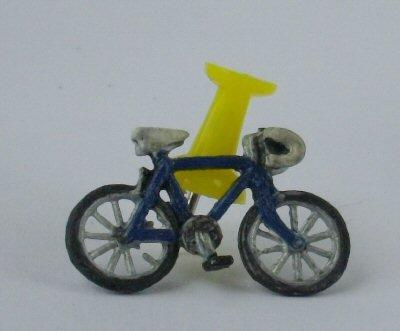 1/48th scale painted Childs Bicycle