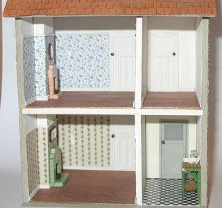 Quarter scale 1930s House Kit