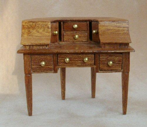 Half scale Handmade Dolls House Carlton Desk