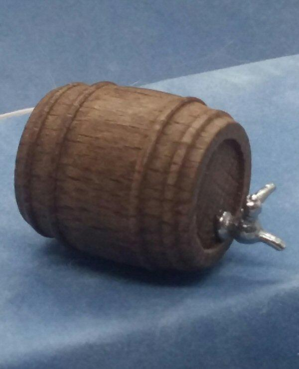 Half scale barrel and tap