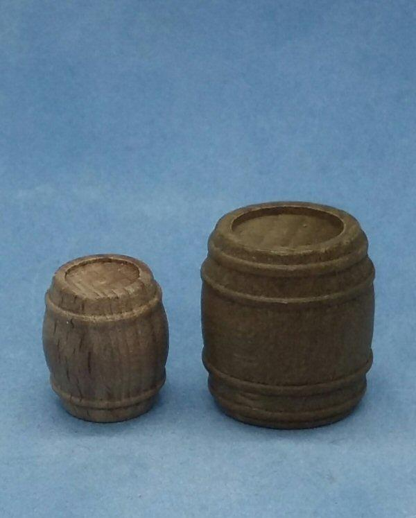 1/24th scale barrels