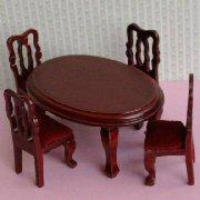 1/24th scale Dining Room Furniture
