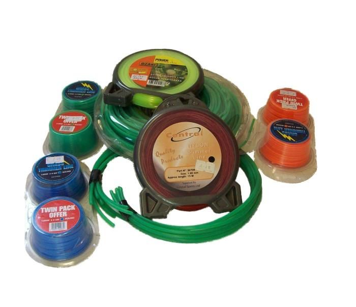 Trimmer Line for Strimmers & Brushcutters