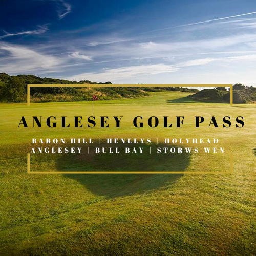 Anglesey Golf Pass