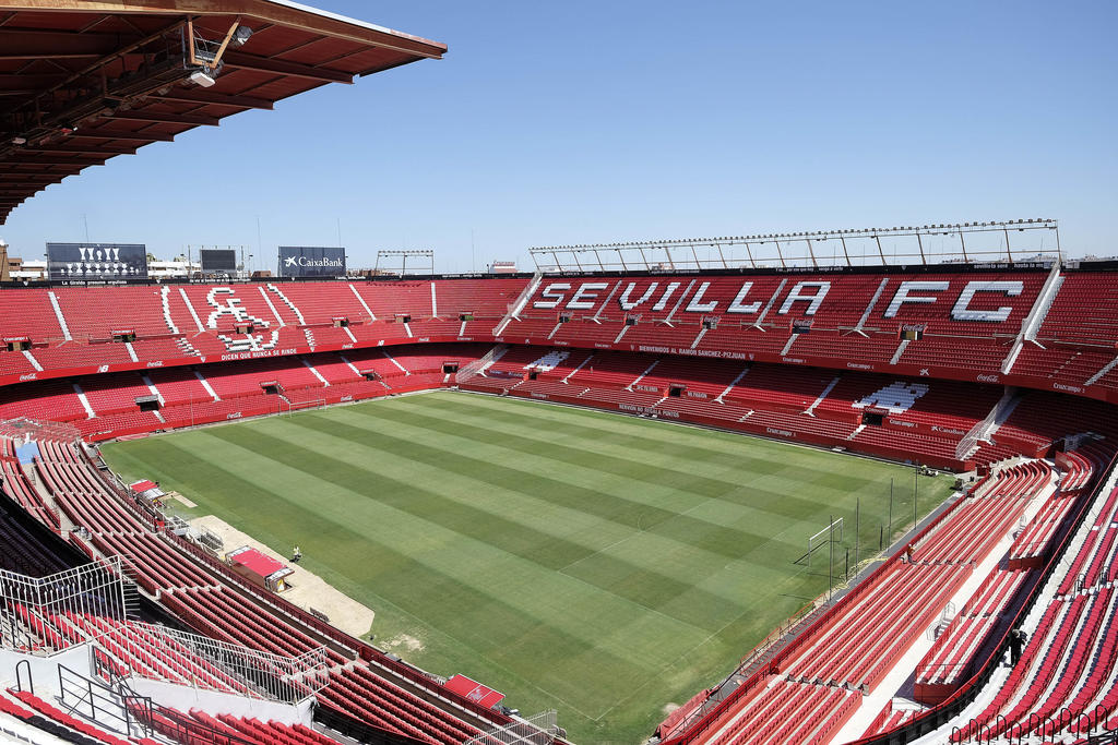 Sevilla FC use Latest Dynamic LED Lighting