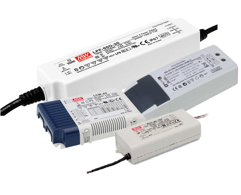 LED Dimmer Drivers