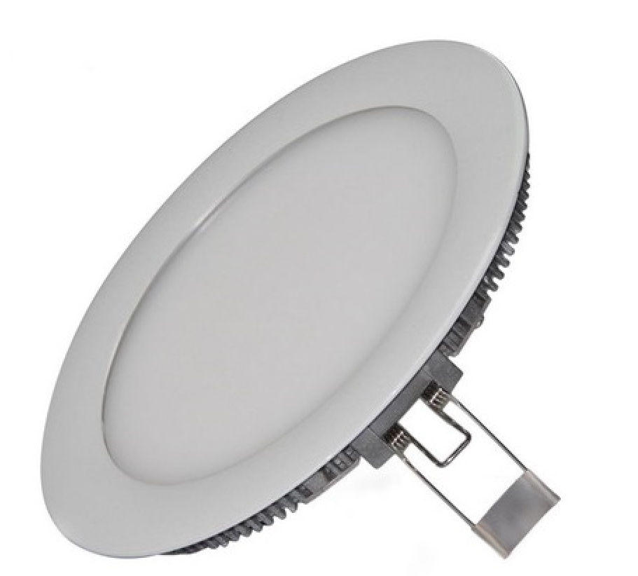 MEGE 12W Ultra Slim LED Round Panel