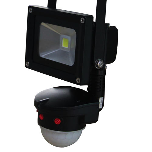 BREE 10W PIR LED Floodlight