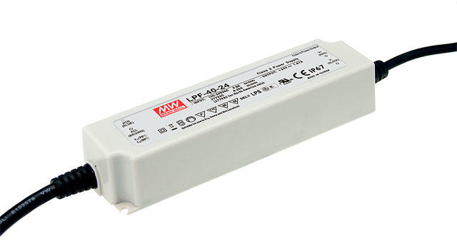 MeanWell Dimmable Driver