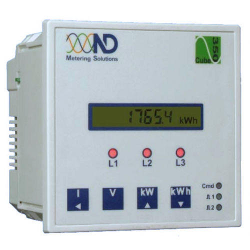 ND Metering Solutions - Cube 350