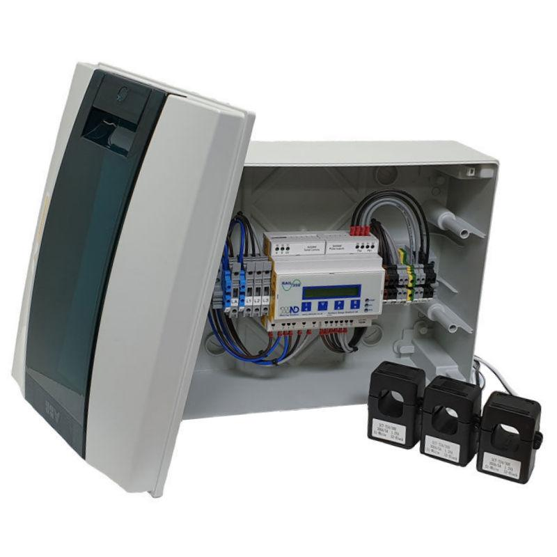 Three Phase DIN Rail Metering Kit