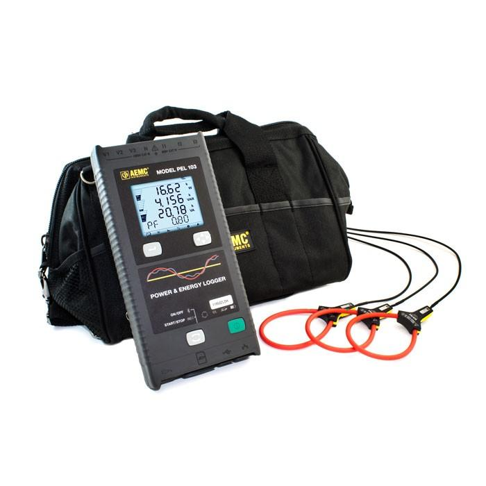 Chauvin Arnoux PEL103 Power Analyser