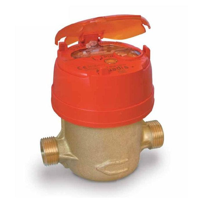 Itron Aquadis Hot Water Meter