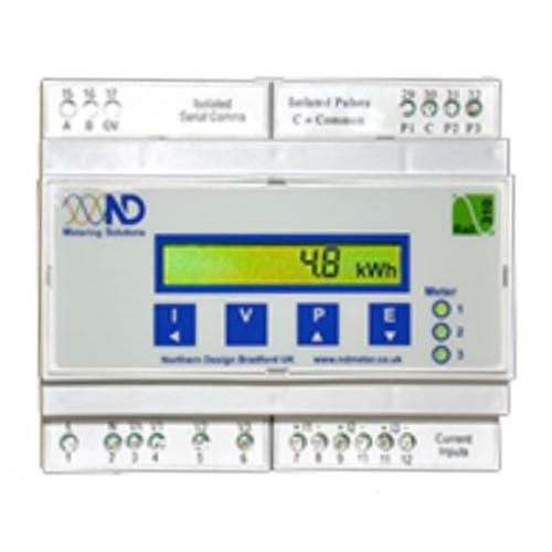 ND Metering Solutions - Rail 310