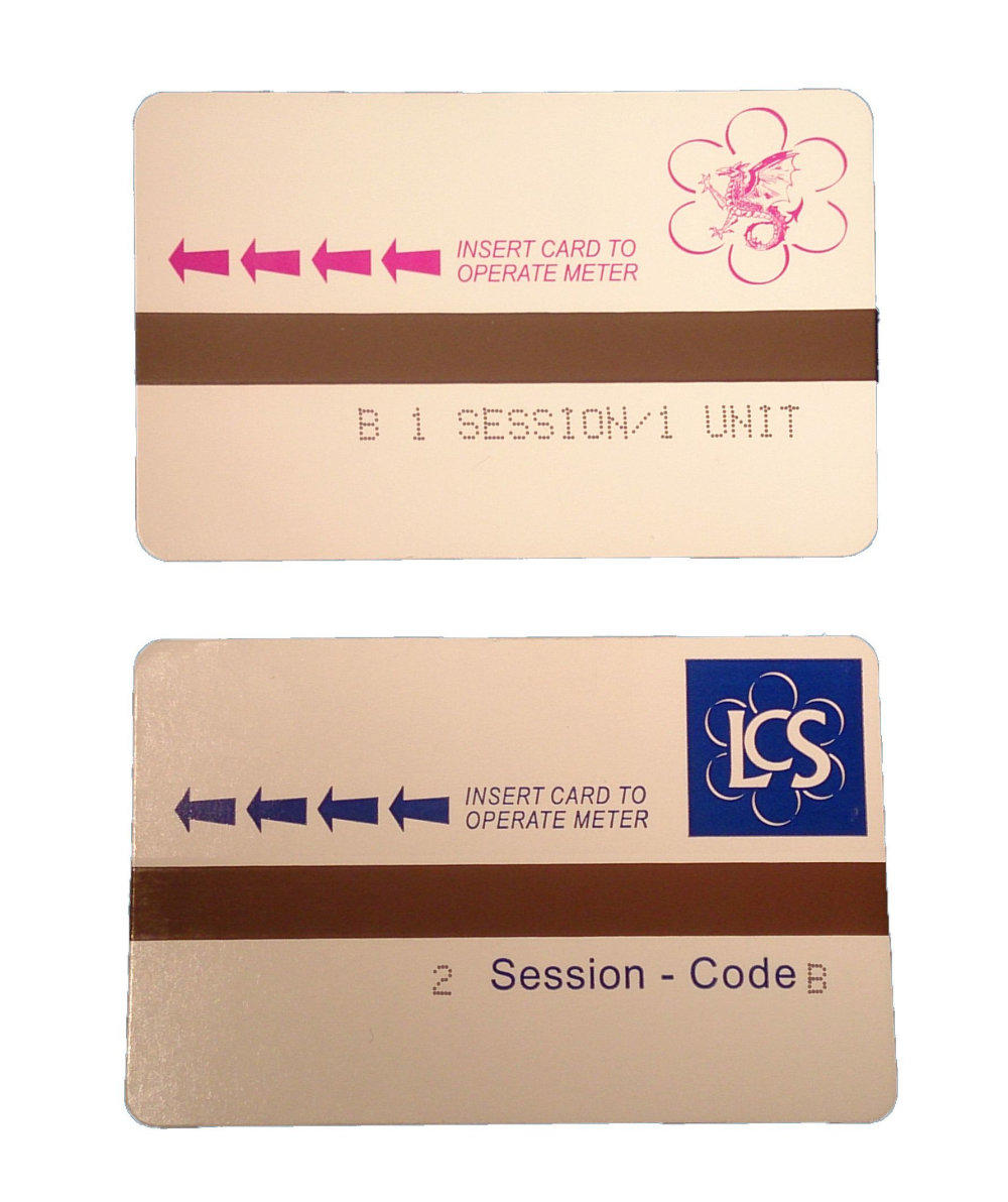 Session Cards for TIM3200