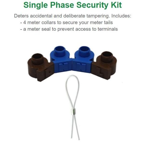 Single Phase Security Kit