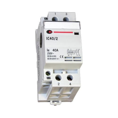 IC 40/2 – 40 Amp Contactor