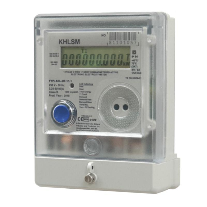 Single Phase Meters | Stephen P Wales Ltd