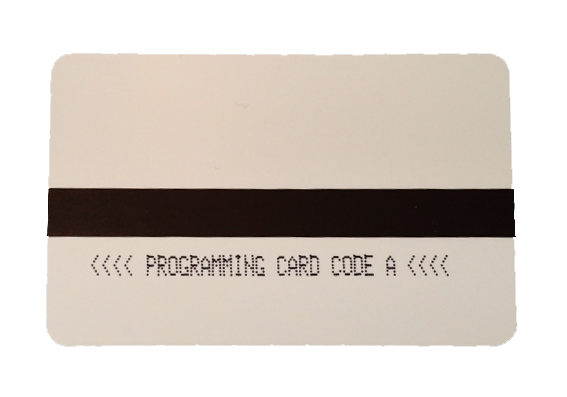 Ampy Prepayment Programming Card