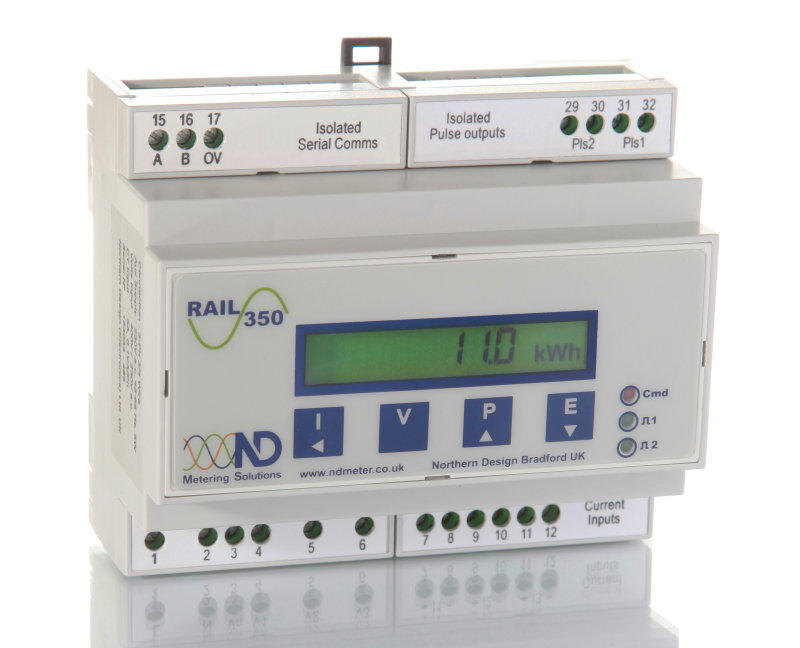 ND Metering Solutions - Rail 350