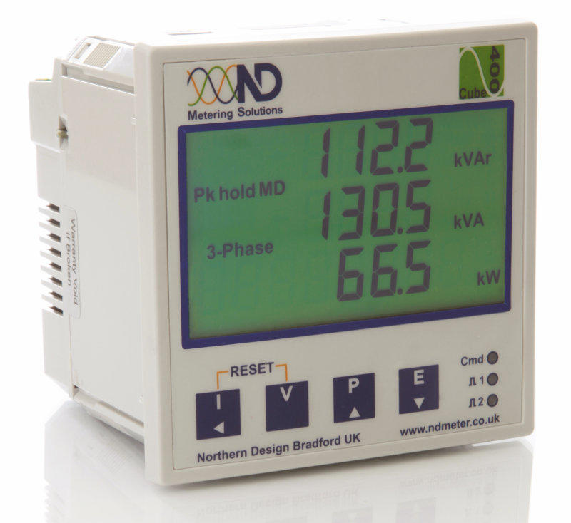 ND Metering Solutions - Cube 400