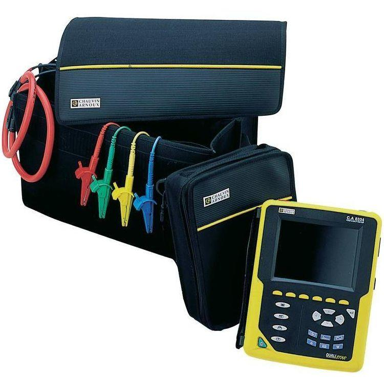 C.A 8334 Three Phase Power Quality Analyser
