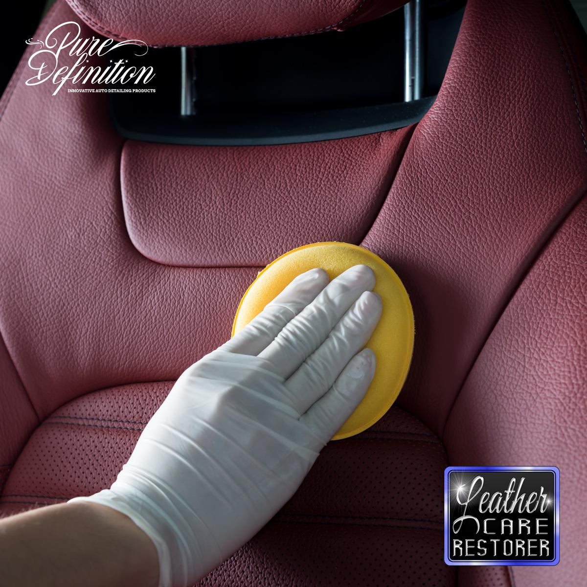 Car Leather Cleaner >> Details About Leather Cleaner Protection Kit Preserve Car Interior Detailing Pure Definition