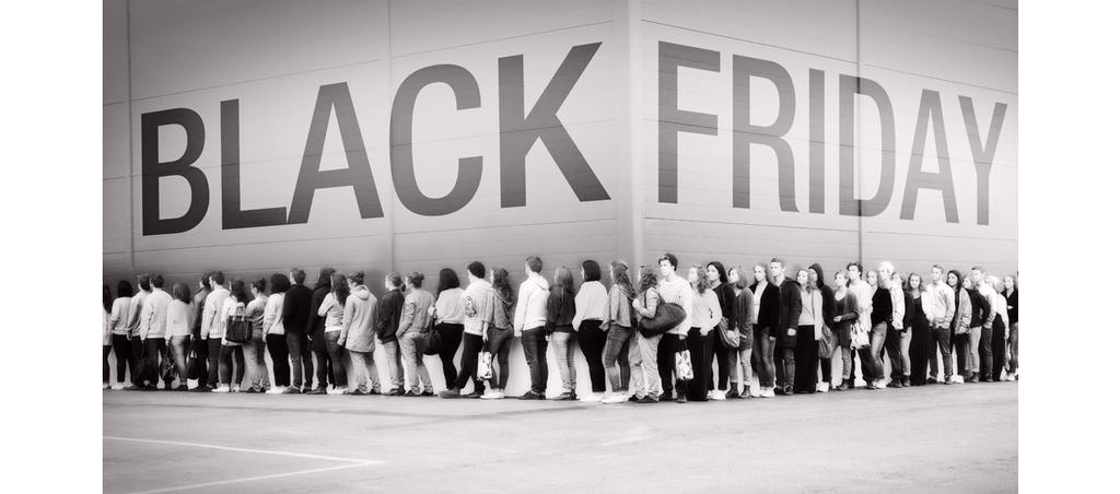 A Breakdown Of Black Friday And Cyber Monday
