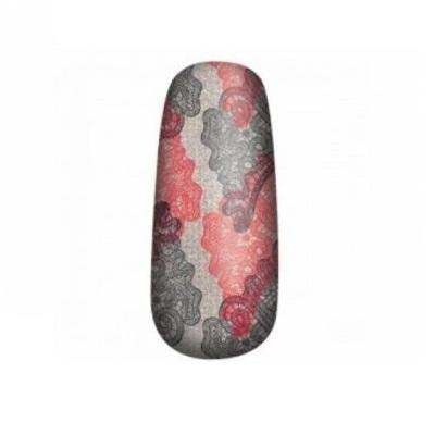 OPI Pure Nail Lacquer Apps Pink Silver Lace