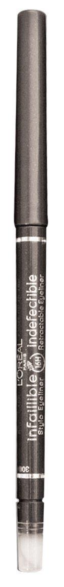 L'Oreal Paris Grey Obsession Waterproof Eyeliner Grey Obsession