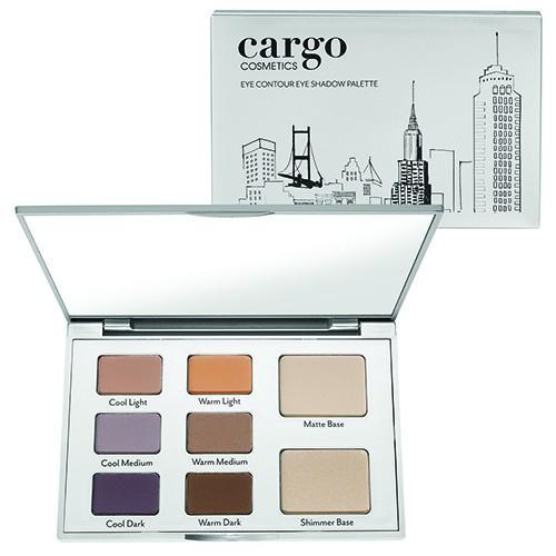 Cargo Cosmetics Eye Contour Eye Shadow Palette Lighter Base