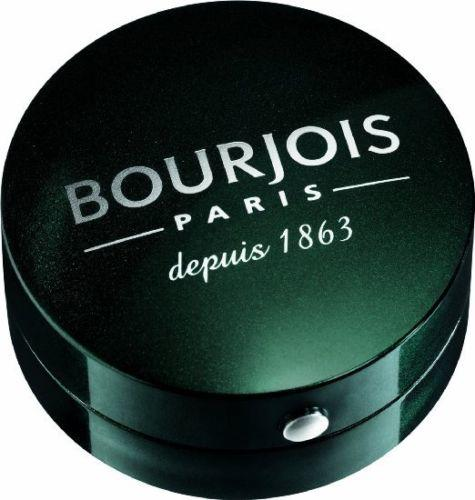 Bourjois little round pot eye shadow noir emeraude no 7