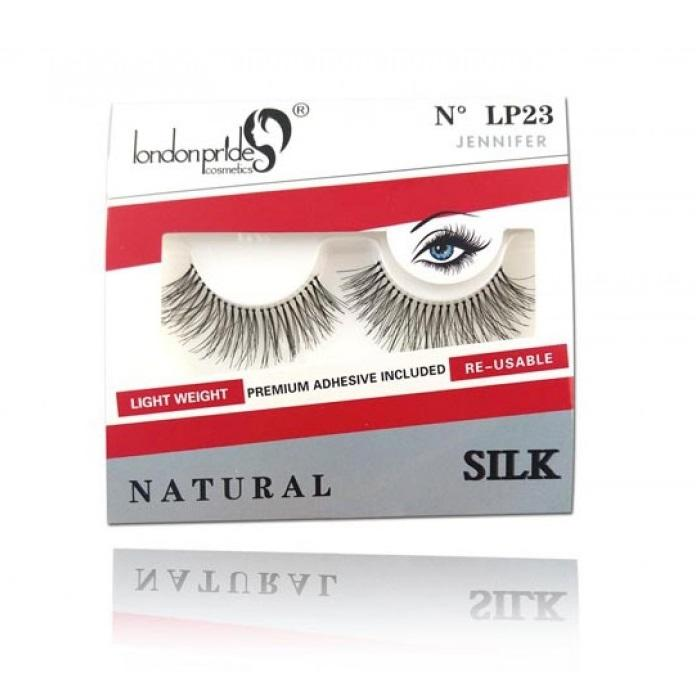 London Pride Cosmetics Silk False Eyelashes