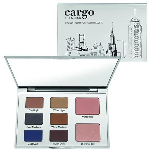 Cargo Cosmetics Eye Contour Eye Shadow Palette Warmer Base